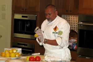 The Sidewalk Chef, Shashank Agtey