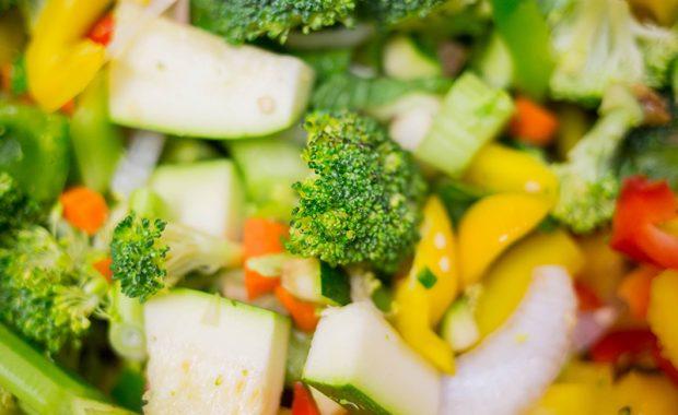 Vegetarian Fire